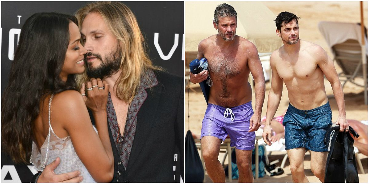 15 Celebs You Didn't Know Had Hot Husbands | TheTalko