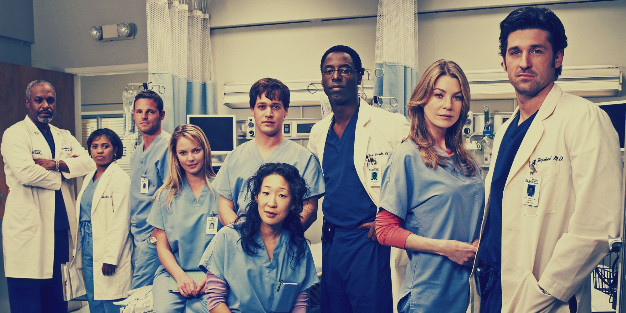Greys anatomy series 6