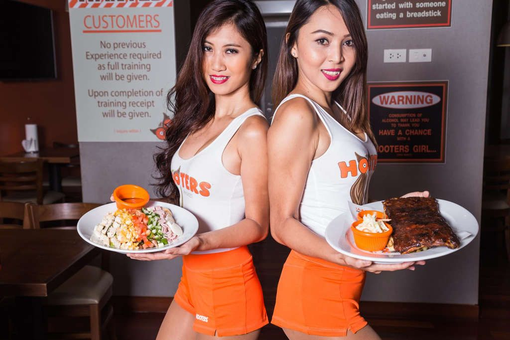 employment and vivacious hooters girls The guardian view columnists letters opinion videos cartoons sport highest quality of food where the meal is delivered by attractive, vivacious hooters girls.
