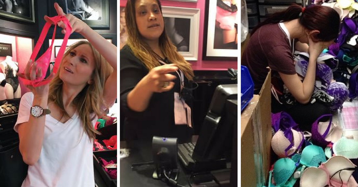 Disgusting Rules You Won't Believe Victoria's Secret ...