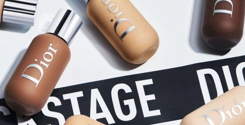 We Tried It: Dior Backstage Face & Body Foundation
