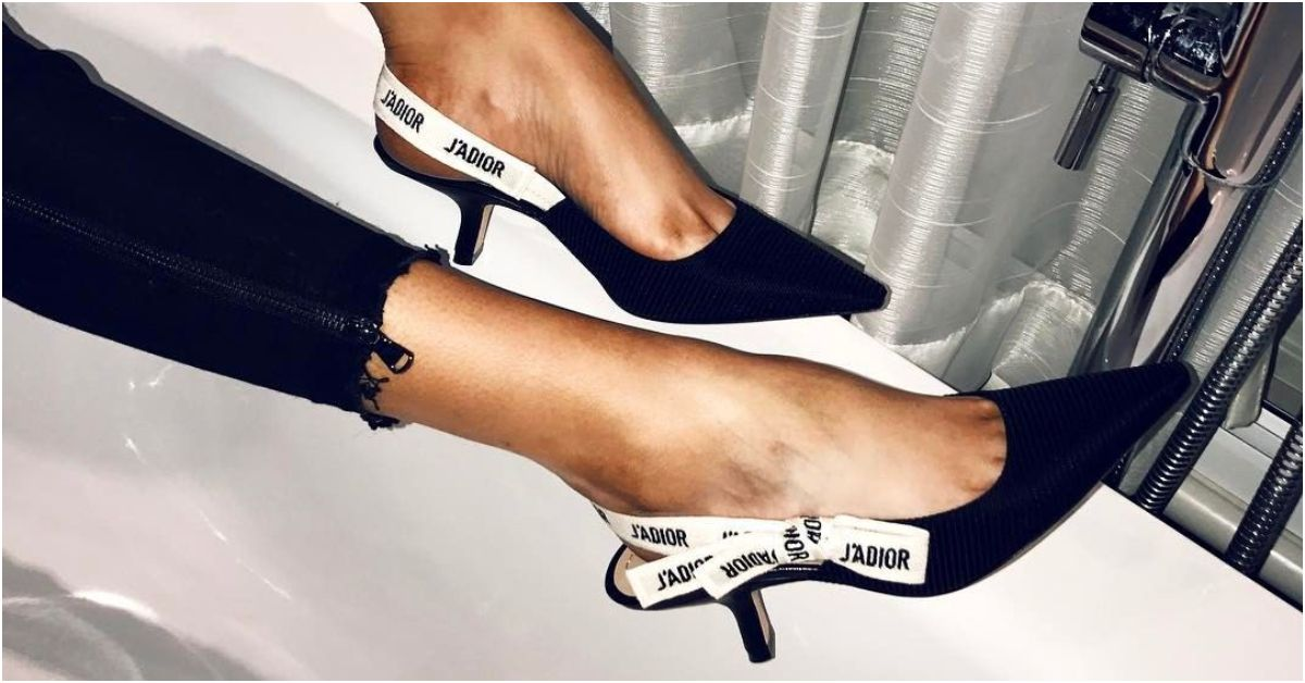 9a7ba2feca285 Blast From The Past: 20 Luxury Designers Who've Made The Kitten Heel Chic  Again