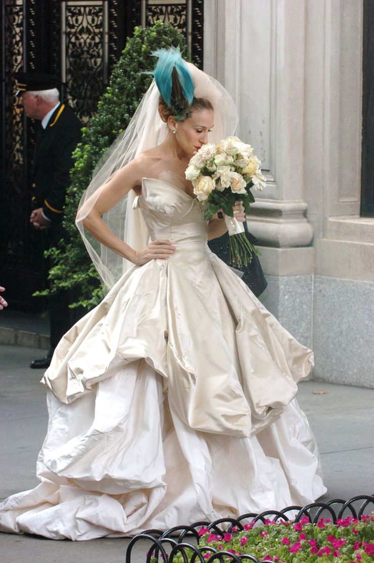 25 Movie Wedding Dresses That Are Making Us Go Starry Eyed All