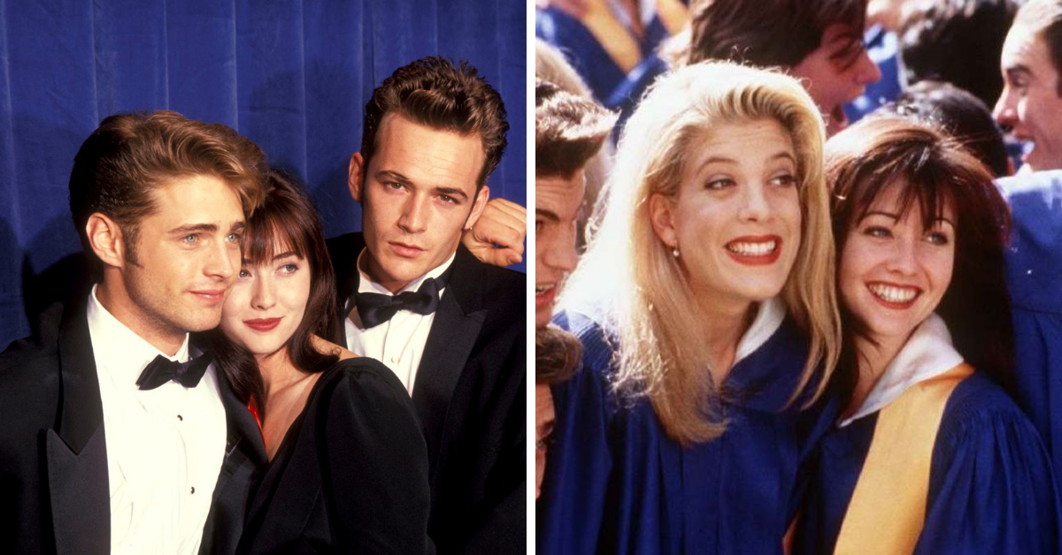 25 Things Fans Choose To Ignore About Beverly Hills, 90210